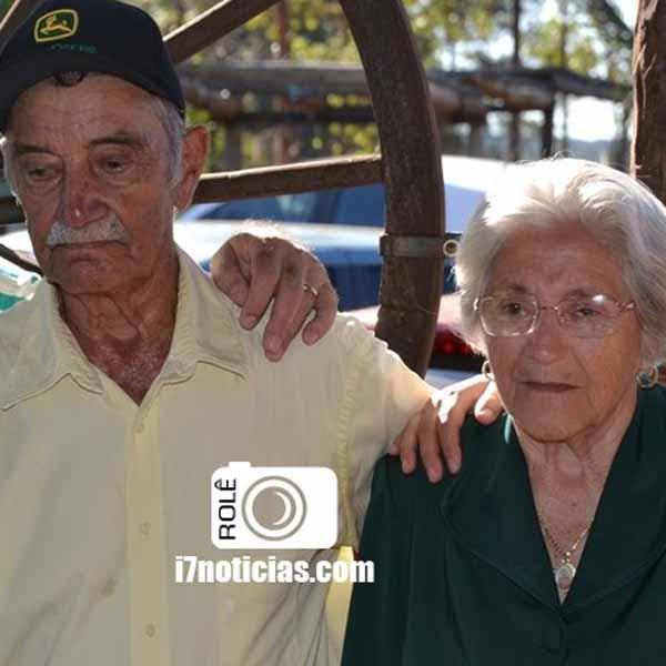 RETROSPECTIVA - 04/08/204 - Cirino comemora seus 85 anos com grande festa