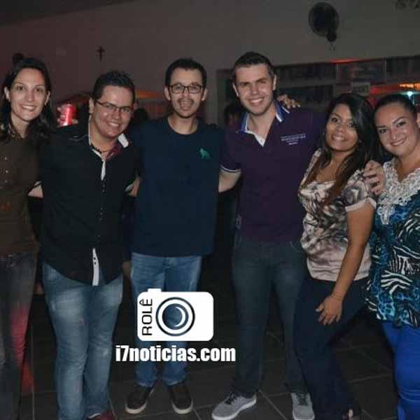 RETROSPECTIVA - 07/04/2015 - 1ª Cristoteca é sucesso