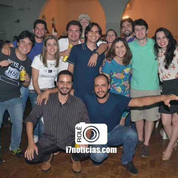 RETROSPECTIVA - 07/04/2015 - Evento reúne rock in roll e solidariedade