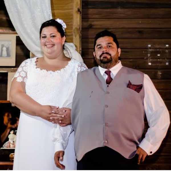 RETROSPECTIVA - 02/05/2015 - Casamento de Giovana e Silvio