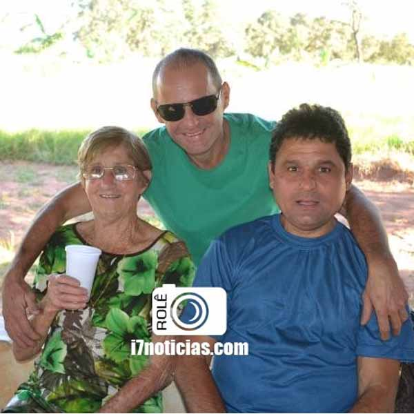 RETROSPECTIVA - 08/06/2015 - Juninho Ramos comemora seu aniversário.