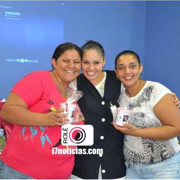 RETROSPECTIVA - 10/06/2015 - Comemoração da 41ª Semana da Enfermagem 10/06/2015