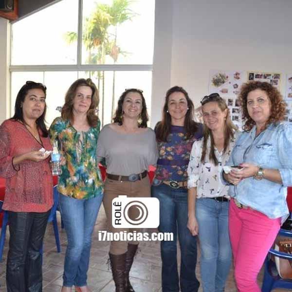 RETROSPECTIVA - 27/07/2015 - Amigos se reúnem em confraternização no CPP