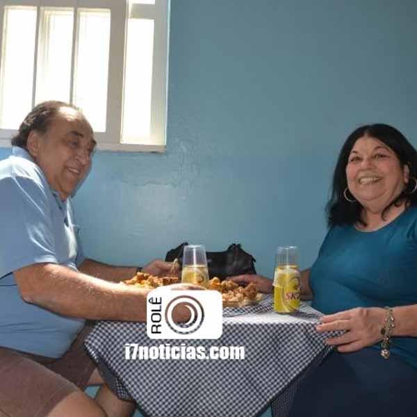 RETROSPECTIVA - 24/08/2015 - Lions Clube realiza mais um Almoço à Mineira