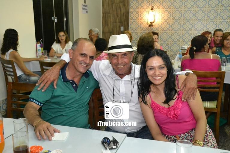 RETROSPECTIVA - 15/12/2015 - 3ª Idade da cidade do Borá confraterniza