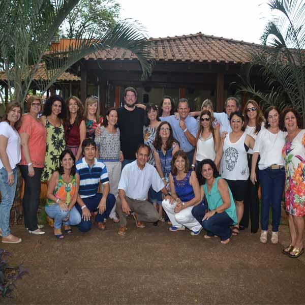 RETROSPECTIVA - 27/12/2015 - 3º Reencontro alunos do Cene da turma de 76
