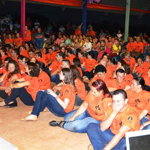 RETROSPECTIVA - 25/04/2016 - Acampamento Sênior de Paraguaçu Paulista chega a sua 10ª edição