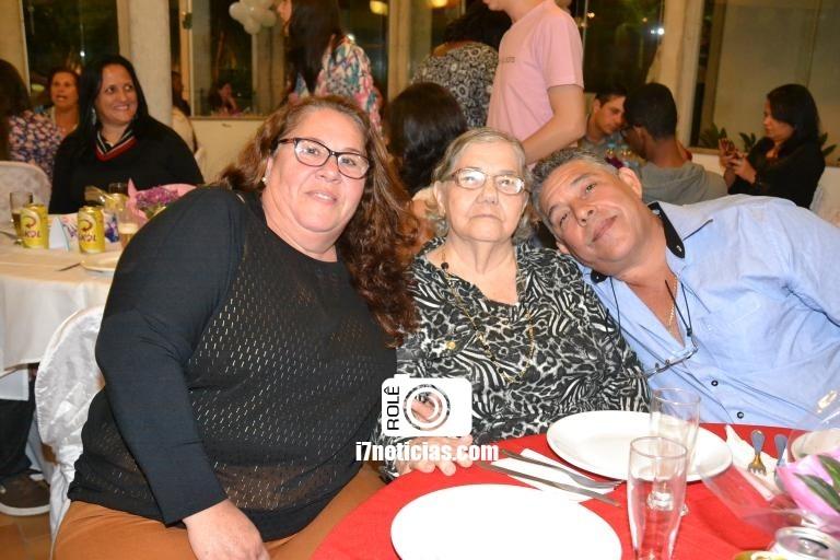 RETROSPECTIVA - 08/05/2016 - AFC homenageia mães com delicioso jantar