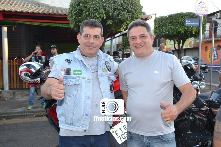 RETROSPECTIVA - 29/05/2016 - Carcará Moto Clube realizada encontro de motociclista