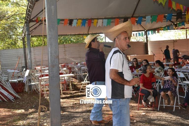 RETROSPECTIVA - 18/07/2016 - Casa Lar realiza tradicional almoço