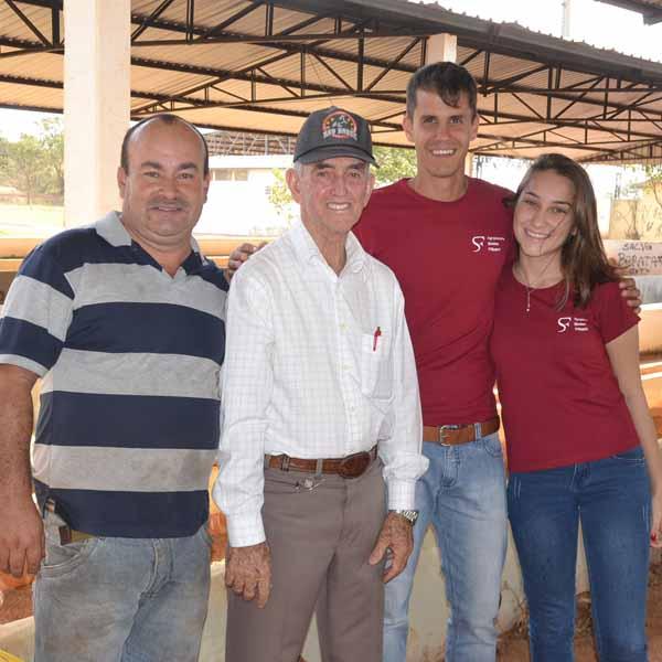 RETROSPECTIVA - 08/08/2016- 6º Encontro dos Agricultores do Sindicato Rural Patronal em comemoraçao ao dia do Agricultor