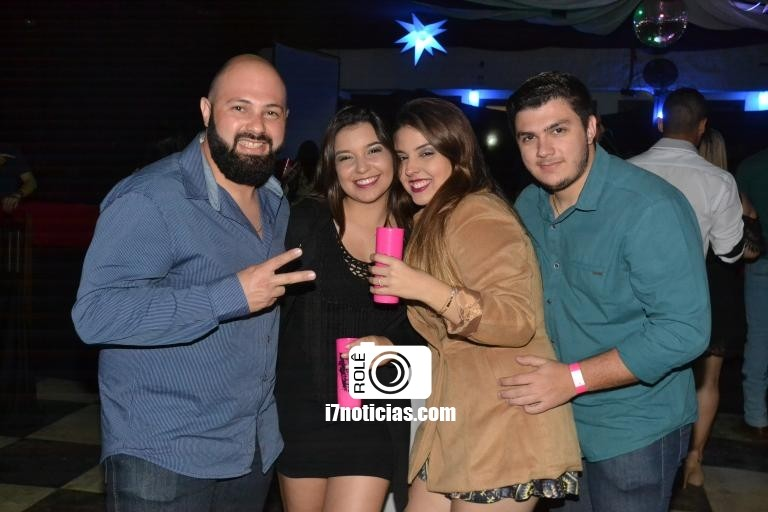 RETROSPECTIVA - 15/08/2016 - Open Bar da Danger é sucesso no Rancho Show Bar
