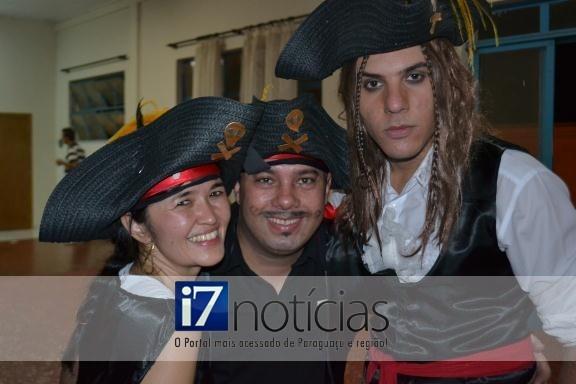 RETROSPECTIVA - 13/02/2013 - Banda Realce agita a galera no Carnaval do PTC