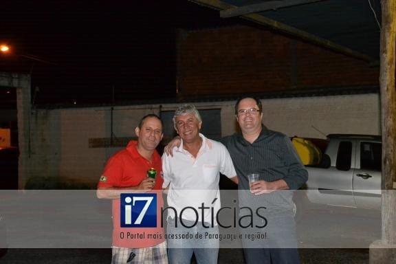 RETROSPECTIVA - 07/06/2013 - Júnior Ramos fez festa em seu aniversário
