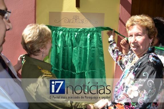 RETROSPECTIVA - 01/07/2013 - Inauguração do Memorial Irmãs Galvão