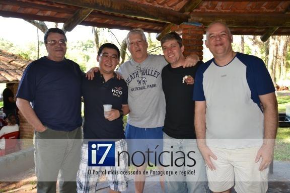 RETROSPECTIVA - 08/07/2013 - Confraternização entre ex-funcionários do BB