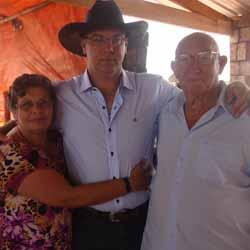 RETROSPECTIVA - 25/11/2013 -  Juliano Barbaresco faz festa em seu aniversário