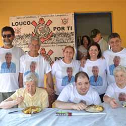 RETROSPECTIVA - 25/08/2014 - Aristides Lacerda festeja seus 80 anos