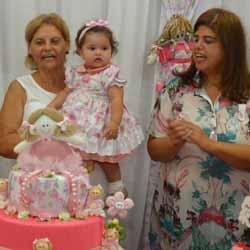 RETROSPECTIVA - 14/06/2014 - Ana Laura completa 1 ano com festa!