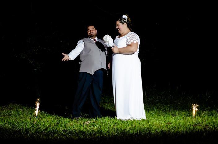 RETROSPECTIVA - 26/05/2015 - Casamento de Giovana e Silvio