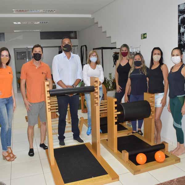 Já em funcionamento o método Five Konzept na Academia Henrique Pilates
