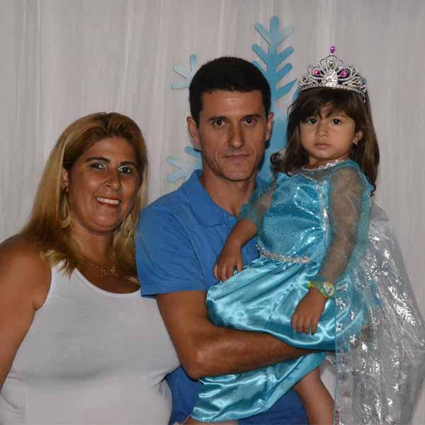 RETROSPECTIVA - 21/12/2015 - Marjorie comemora 2 anos com linda festa