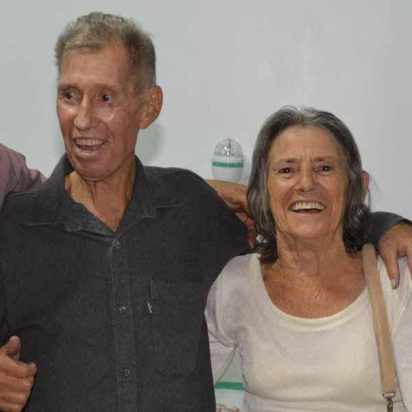 RETROSPECTIVA - 04/12/2016 - Ivair Andreoli comemora 73 anos em grande estilo