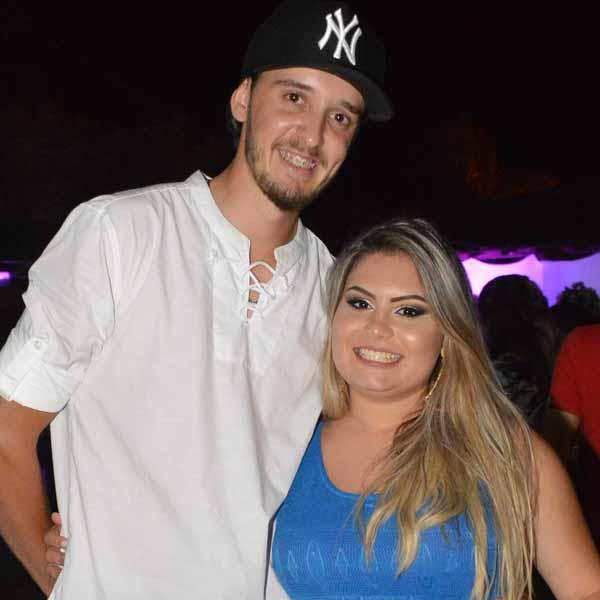 RETROSPECTIVA - 26/12/2016 - Natália Munhoz e Fabiano Serrano ficam noivos