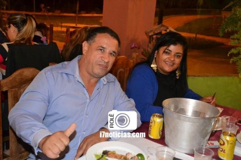 RETROSPECTIVA - 04/06/2015 - Restaurante Grande Lago realiza deliciosa Peixada