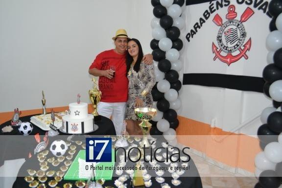 RETROSPECTIVA - 21/03/2013 - Aniversário de Osvaldo Herique Roça