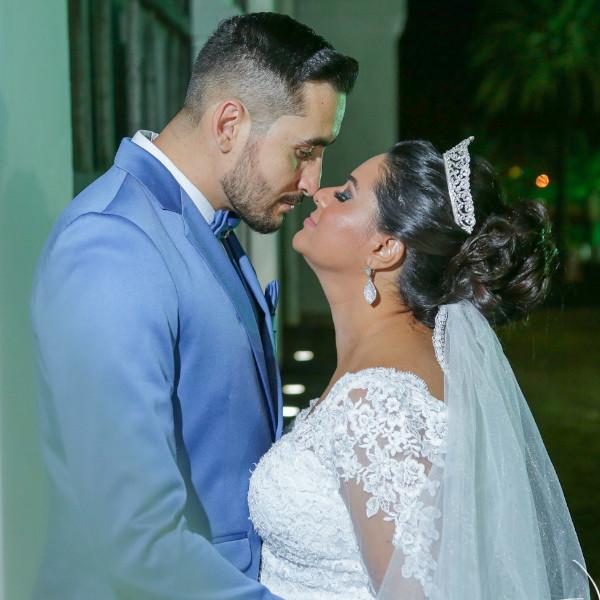 Vanessa e Darlan se casam em Assis