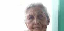 i7 Notícias - Guiomar Ferreira de Farias - 87 anos