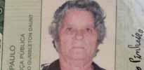 i7 Notícias - Irene Marcato Pinheiro - 72 anos