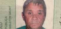 i7 Notícias - Aparecido Candido - 56 anos