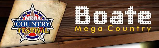 Em 01/05 será divulgado os Shows da Boate Mega Country da 10ª Expo Paraguaçu