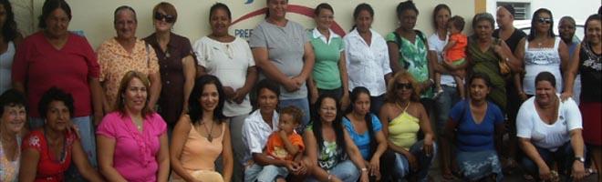 Em Quatá o Estado oferece recursos para cursos às mulheres da Renda Cidadã
