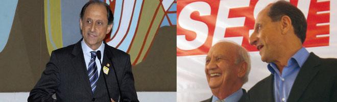 Paulo Skaff vem a Paraguaçu para homenagear Carlos Arruda Garms