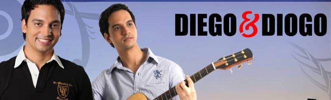 Foi um sucesso o show da dupla sertaneja Diego e Diogo!