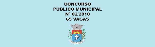 Inscrições para Concurso Municipal seguem até o próximo dia 18, terça-feira