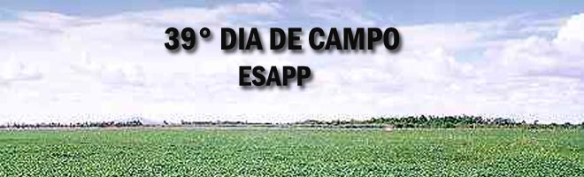 Alunos da ESAPP realizam Dia de Campo na sexta-feira
