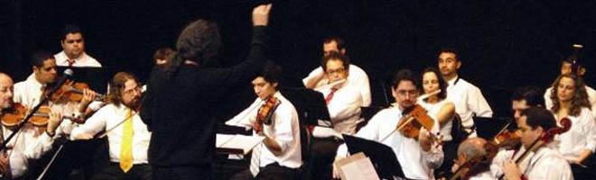 Neste domingo, dia 16 de maio, tem Circuito Cultural em Paraguaçu com Sinfonieta