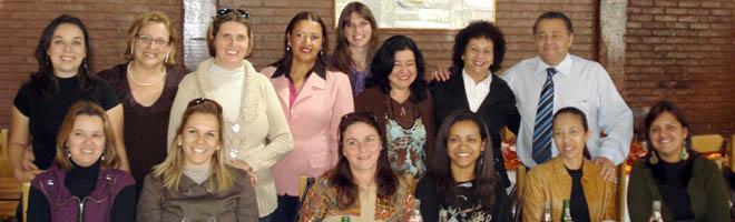 Assistentes Sociais comemoram sua data com confraternização