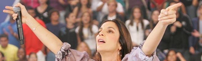 Ivete Sangalo passa de um milhão de seguidores no Twitter