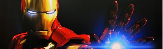 Homem de Ferro 2 hoje em cartaz