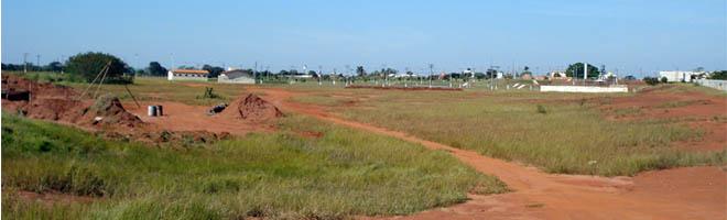 Iniciadas as reformas no recinto para a 10ª Expo Paraguaçu