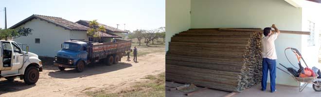 Paraguaçu recebe o novo prédio da Escola de Educação Ambiental