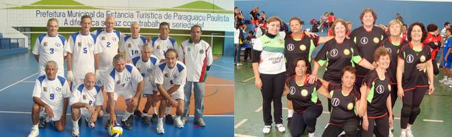 CCI de Paraguaçu estréia com grandes confrontos na Liga Regional