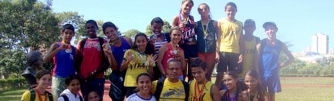 Atletismo paraguaçuense é destaque em Presidente Prudente