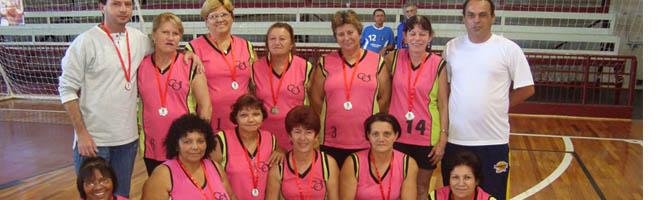Voleibol Feminino do CCI é campeão da 1ª Copa de Vôlei Adaptado em Ourinhos