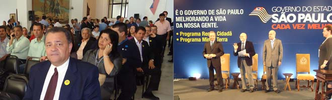 Prefeito Ediney assina mais um convênio com recursos estaduais para Paraguaçu